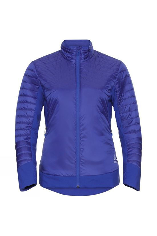 Odlo Womens Cocoon S-Thermic Light Insulated Jacket Clematis Blue