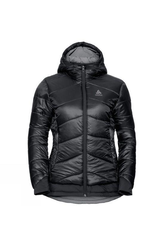 Odlo Womens Cocoon S-Thermic X-Warm Insulated Jacket Black