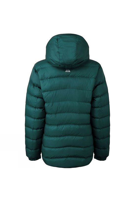 Mountain Equipment Womens Senja Jacket Deep Teal