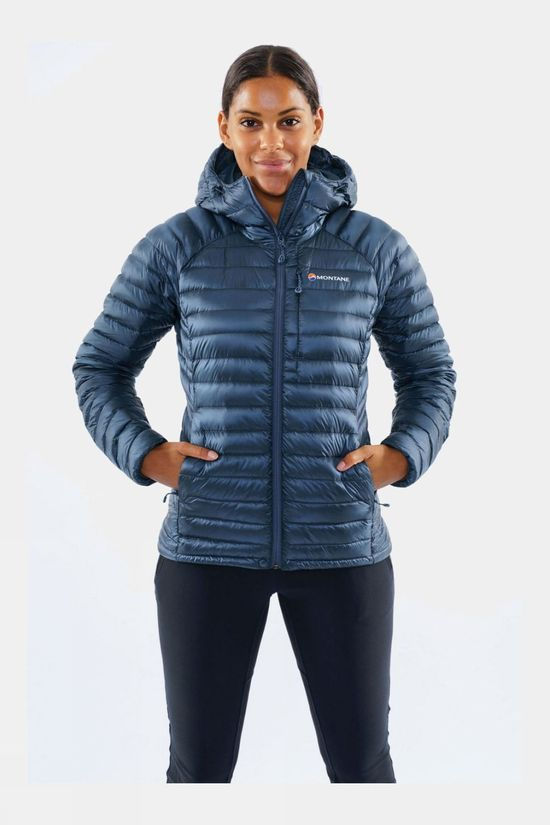 Montane Womens Featherlite Down Jacket Orion Blue