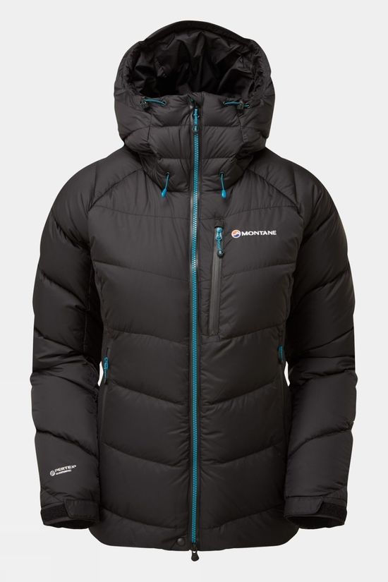 Montane Womens Resolute Down Jacket Black