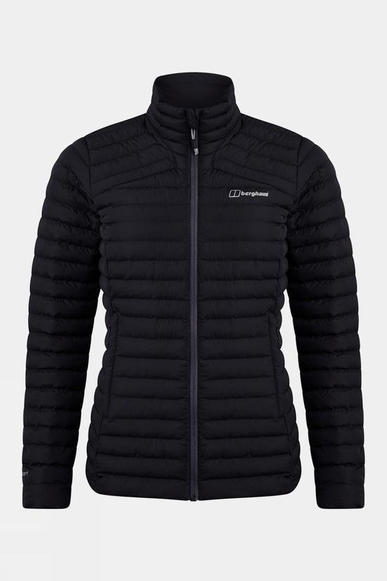 Berghaus Womens Nula Synthetic Insulated Jacket  Black/Black