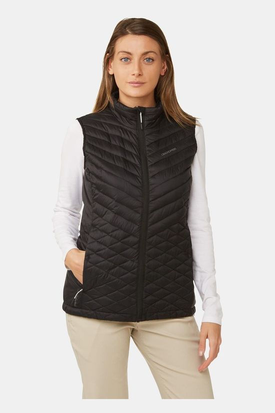 Craghoppers Womens Expolite Vest Black