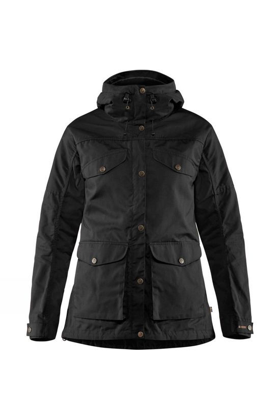 Fjallraven Womens Vidda Pro Jacket Black