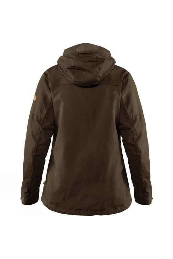 Fjallraven Womens Vidda Pro Jacket Dark Olive