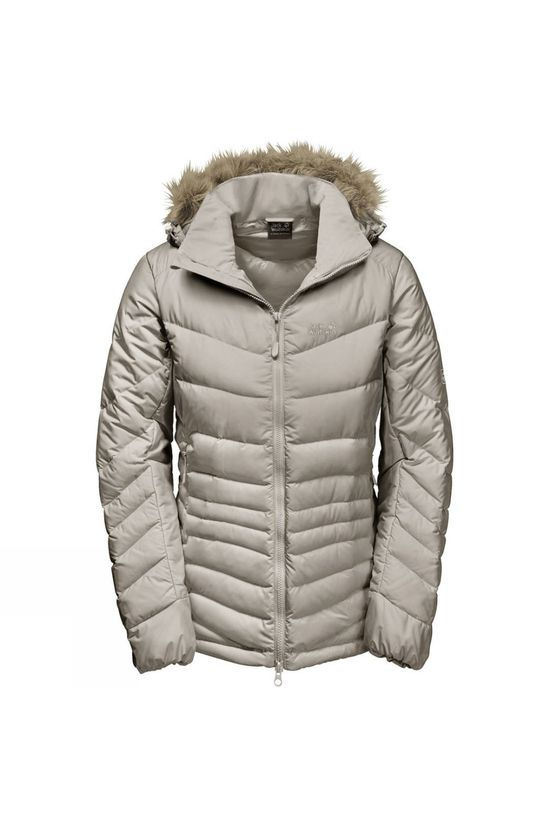 Jack Wolfskin Womens Selenium Bay Dusty Grey