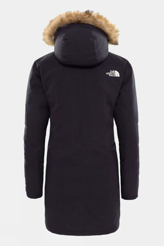 The North Face Womens Cagoule GTX Parka TNF Black