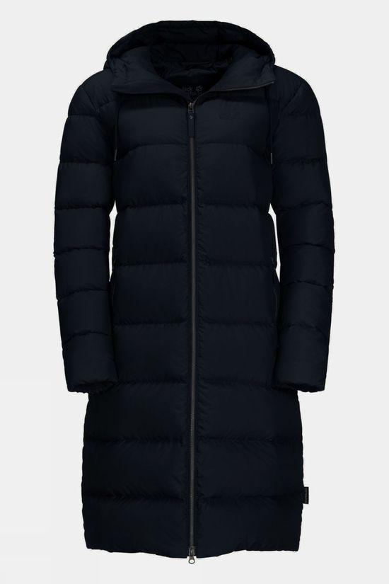 Jack Wolfskin Womens Crystal Palace Coat Phantom