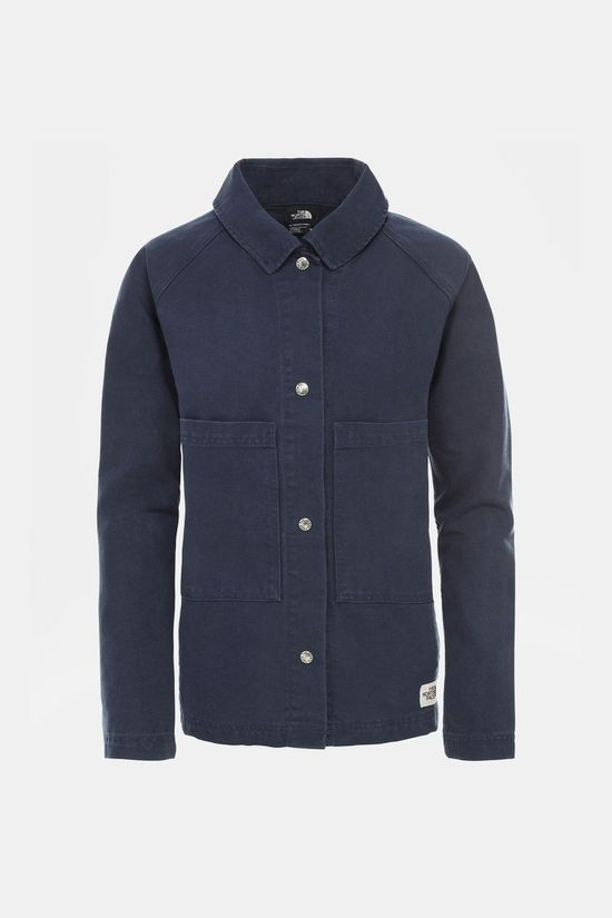 The North Face Women's Berkeley Utility Jacket Urban Navy