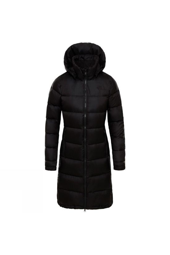 The North Face Womens Metropolis Parka III TNF Black
