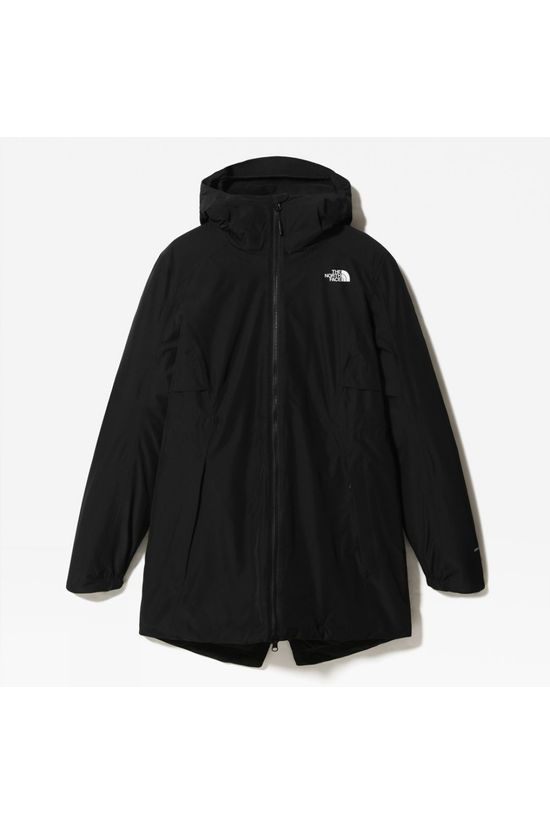 The North Face Womens Hikesteller Insulated Parka TNF Black/TNF Black