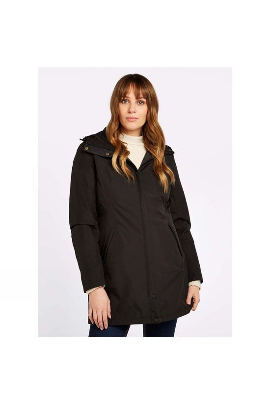 Dubarry Womens Bunratty Gore-Tex Jacket Black
