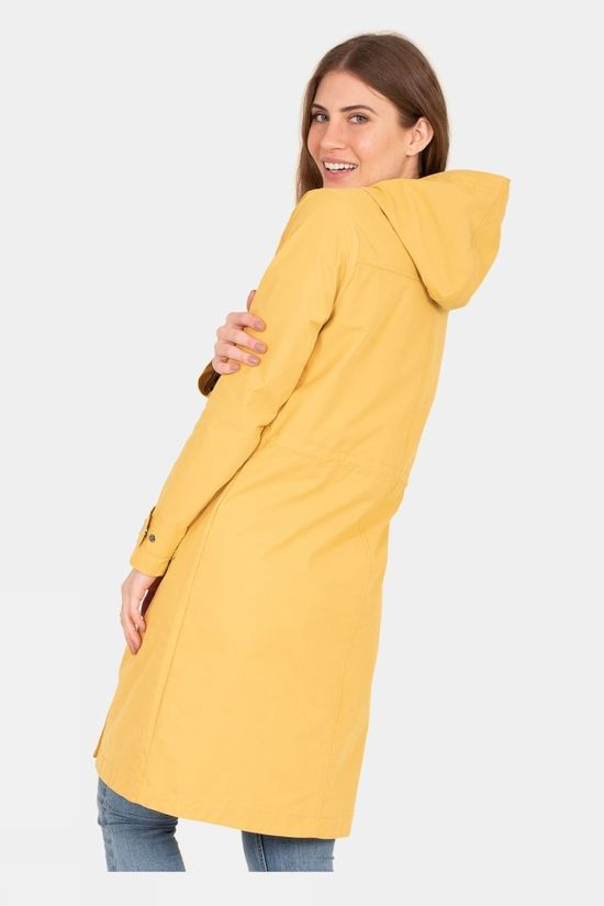 Brakeburn Womens Mac Yellow