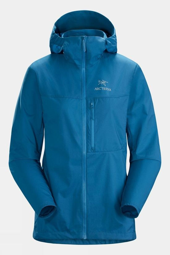 Arc'teryx Womens Squamish Hoody Teal