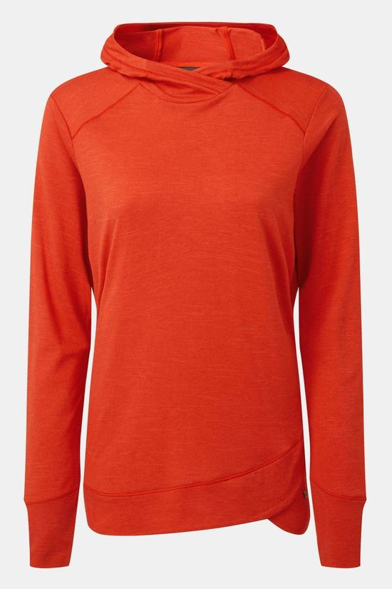 Mountain Equipment Women's Depiction Hoody Paprika