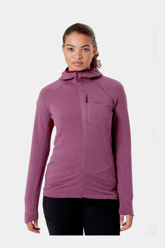 Rab Womens Filament Hoody Heather