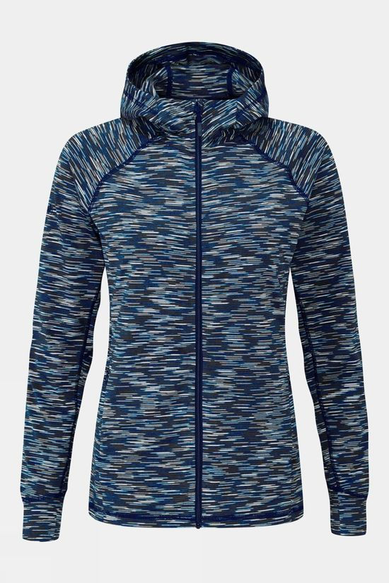 Rab Womens Maze Hoody Blueprint