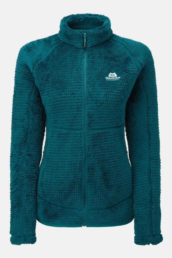 Mountain Equipment Womens Hispar Jacket Legion Blue