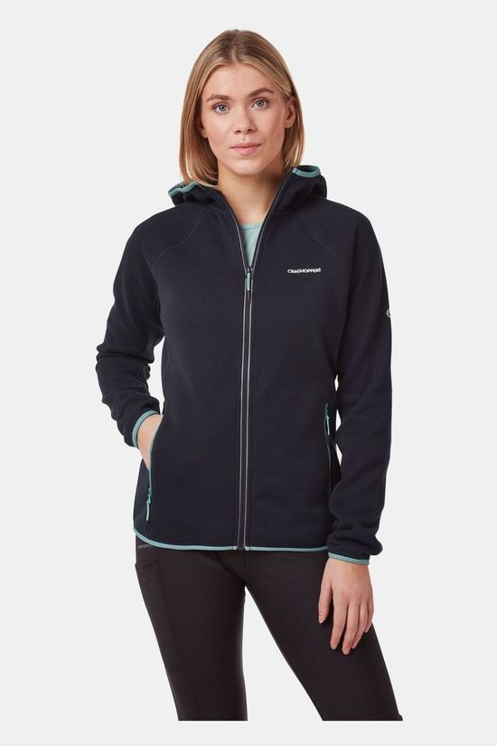 Craghoppers Womens Mannix Fleece Blue Navy