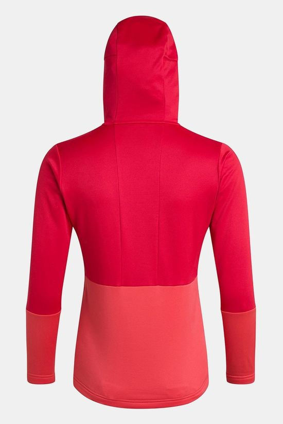 Berghaus Womens Motionik Fleece Jacket Lollipop/Cayenne