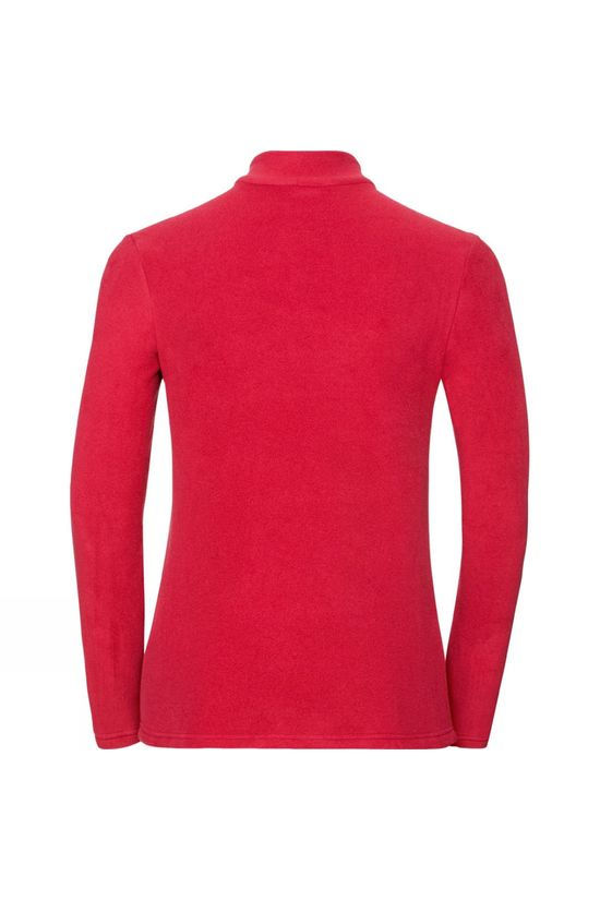 Odlo Womens Orsino Half Zip Fleece Formula One