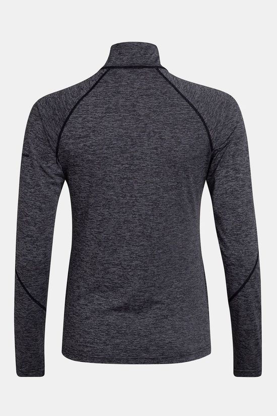 Berghaus Womens Voyager HZ  Long Sleeve T-shirt Carbon