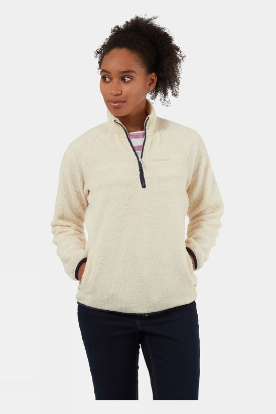 Craghoppers Womens Priya Half Zip Calico