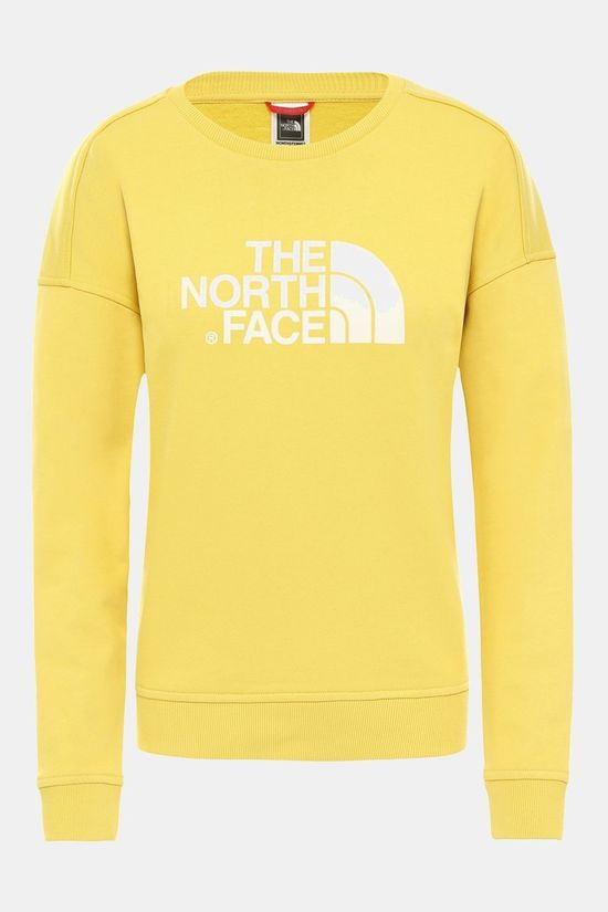 The North Face Womens Drew Peak Pullover Bamboo Yellow