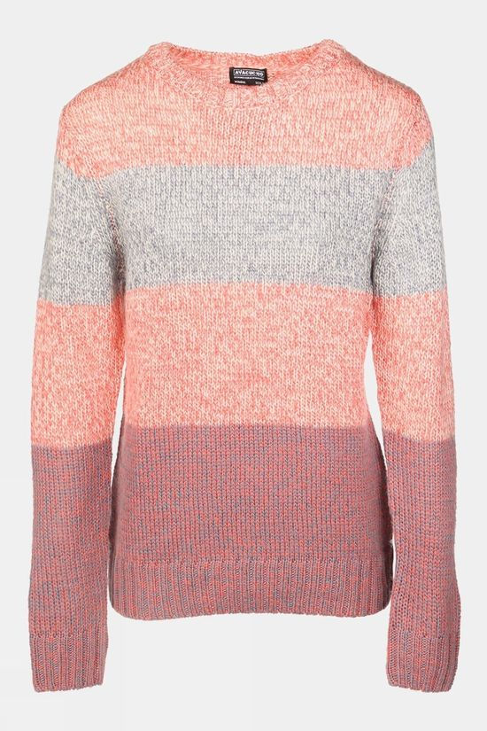 Ayacucho Womens Gutulia Jumper Night Shadow Tri