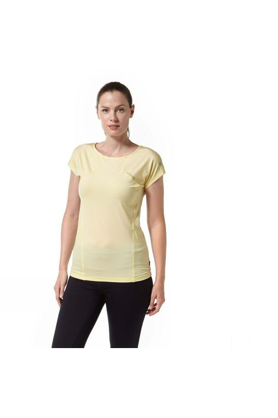 Craghoppers Womens Fusion T-Shirt Buttercup