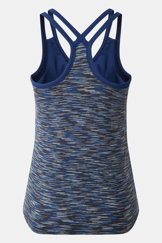Rab Womens Maze Tank Top Blueprint