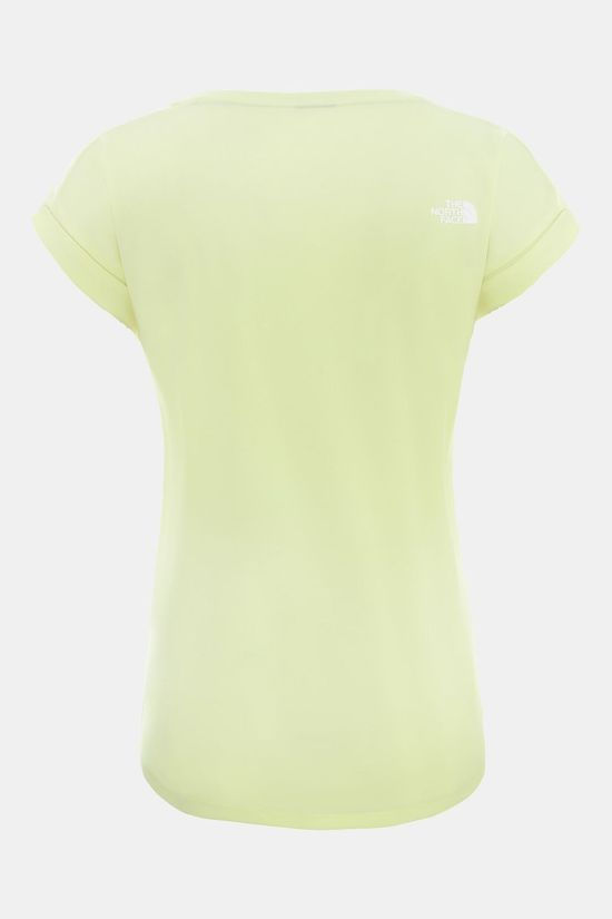 The North Face Womens Tanken Tank Tender Yellow