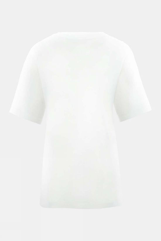 The North Face Women's Relaxed Pocket Tee Tnf White
