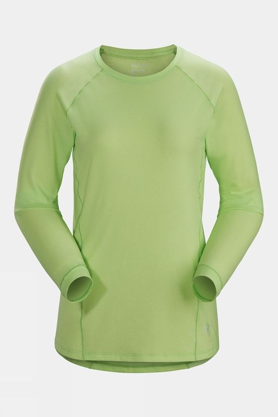 Arc'teryx Womens Tolu Long Sleeve Top Bioprism