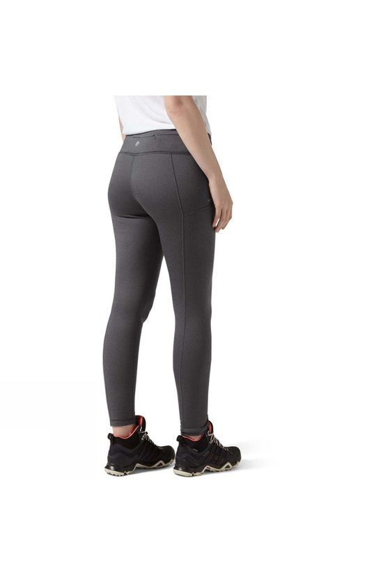 Craghoppers Womens Winter Trekking Tights Charcoal