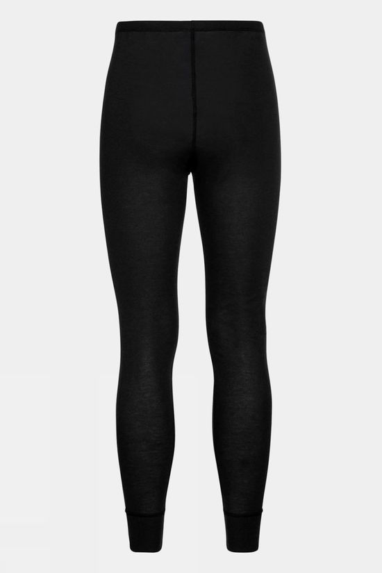 Odlo Womens Active Warm Eco Baselayer Pant Black