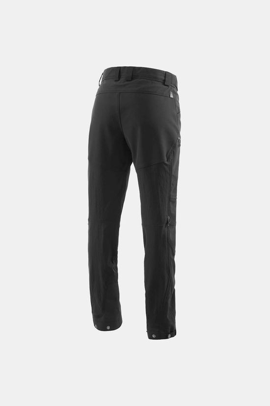 Haglofs Womens Rugged Mountain Pant True Black