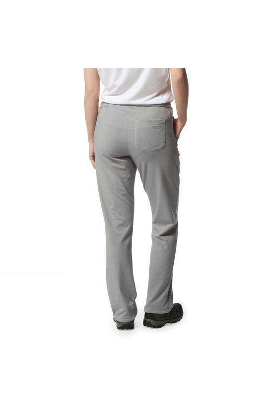 Craghoppers Womens NosiLife Lounge Pants Soft Grey Mrl