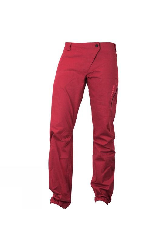 Edelrid Womens Rope Rider Pants Vinered