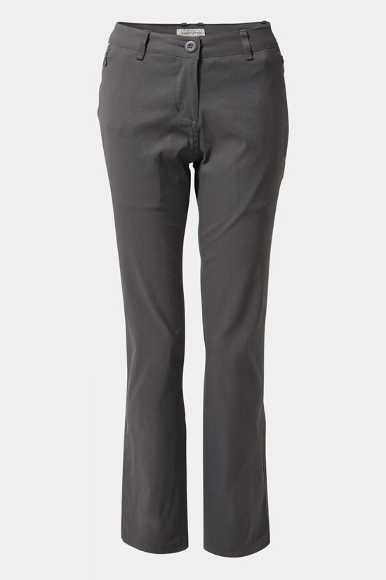Craghoppers Womens Kiwi Pro II Trousers Graphite