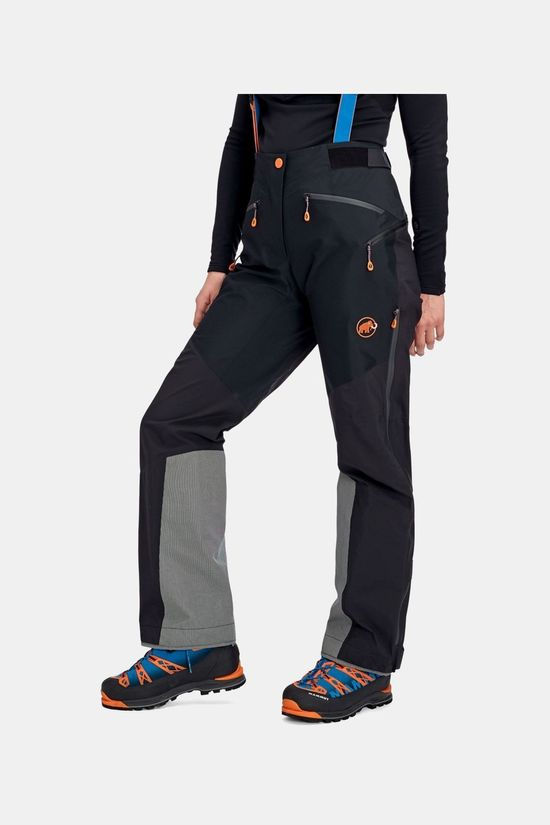 Mammut Womens Nordwand Pro Pants Black