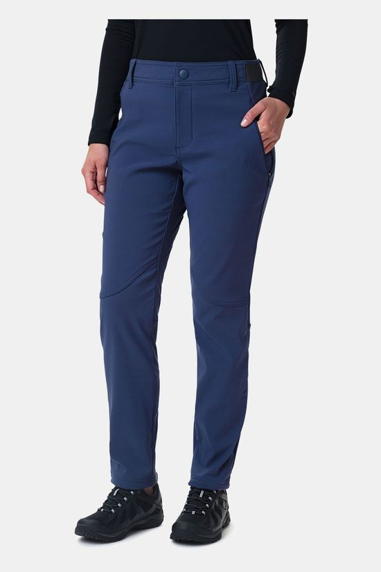 Columbia Womens Windgates Fall Trousers Nocturnal