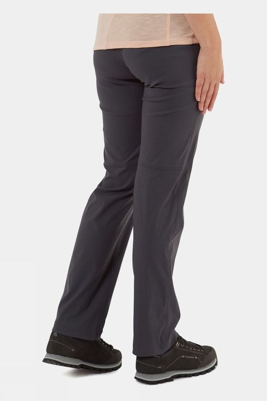 Craghoppers Womens Kiwi Pro II Trouser Graphite