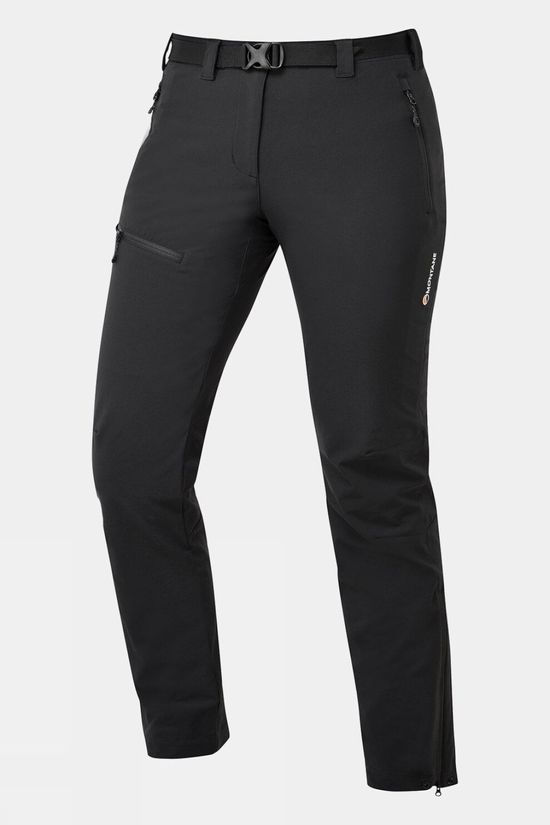 Montane Womens Terra Route Pant Black
