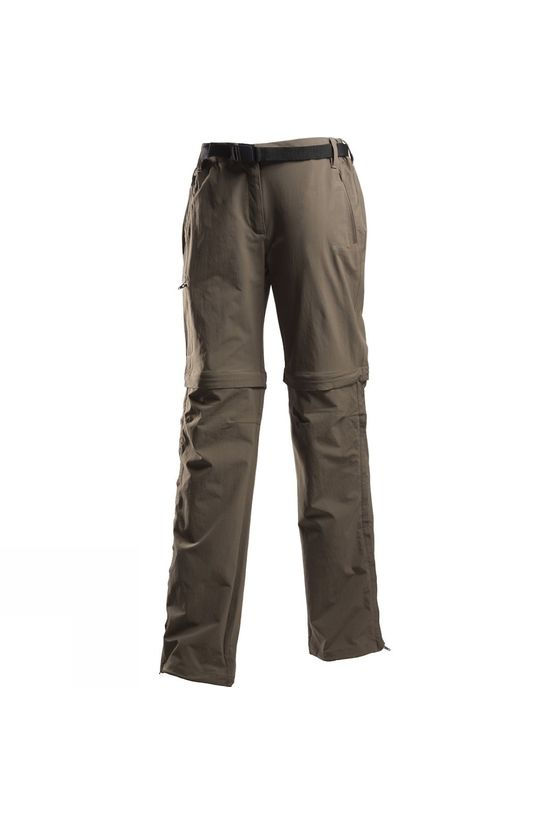 Regatta Womens Xert Zip Off Trousers II Roasted