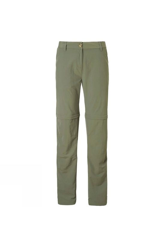 Craghoppers Womens Nosilife III Convertible Trousers Soft Moss