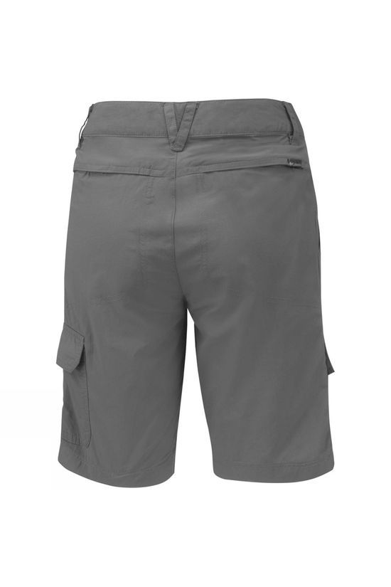 Columbia Womens Silver Ridge 2.0 Cargo Short Grill