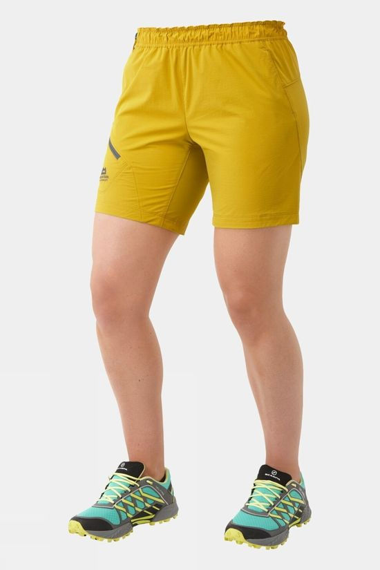 Mountain Equipment Womens Comici Trail Short Acid