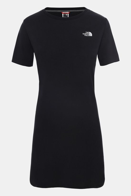 The North Face Women's Simple Dome Tee Dress Tnf Black