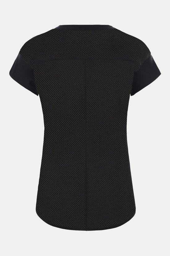 The North Face Women's Active Trail Mesh Tee Tnf Black